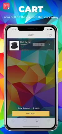 Shoppy | iOS Universal eCommerce App Template (Swift) - 16