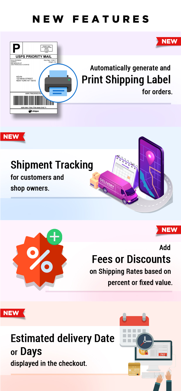 WooCommerce Shipping Pro for UPS - 9