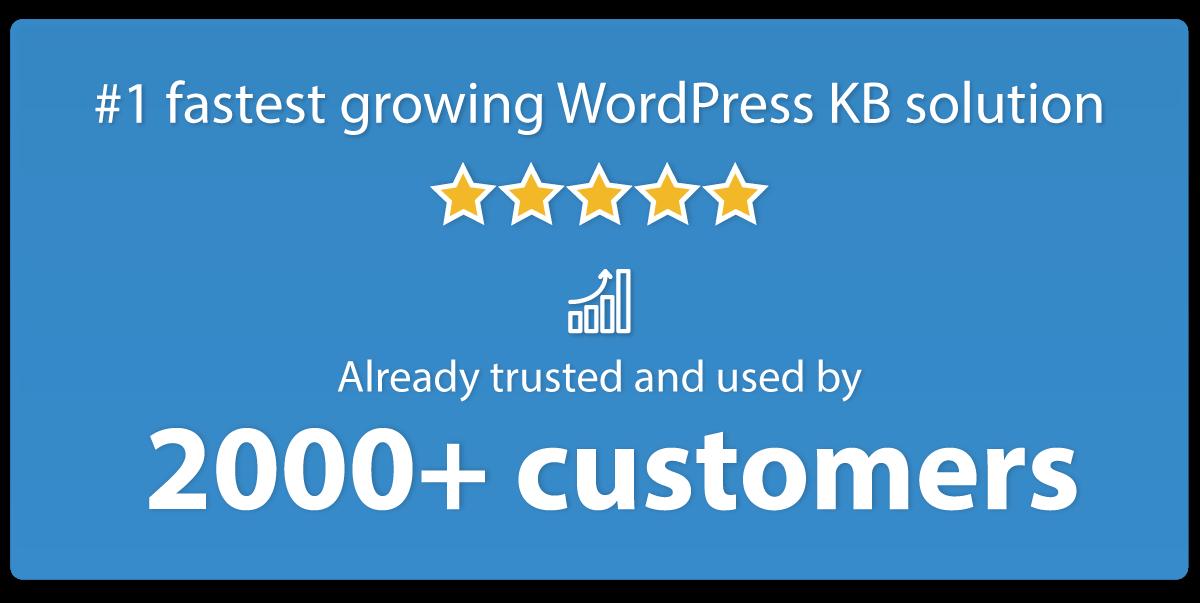 MinervaKB Knowledge Base for WordPress with Analytics - 1