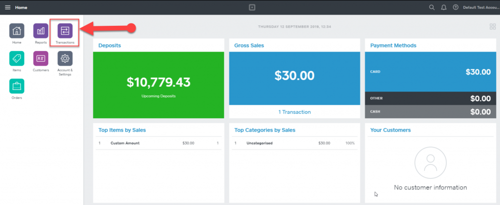 WooCommerce Square Up Payment Gateway - 16