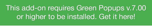 Inline Content Locker - Green Popups Add-On