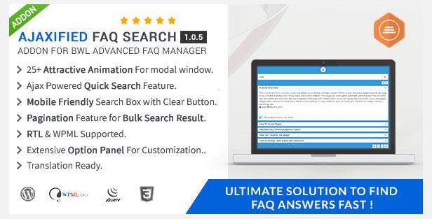 BWL Advanced FAQ Manager - 10