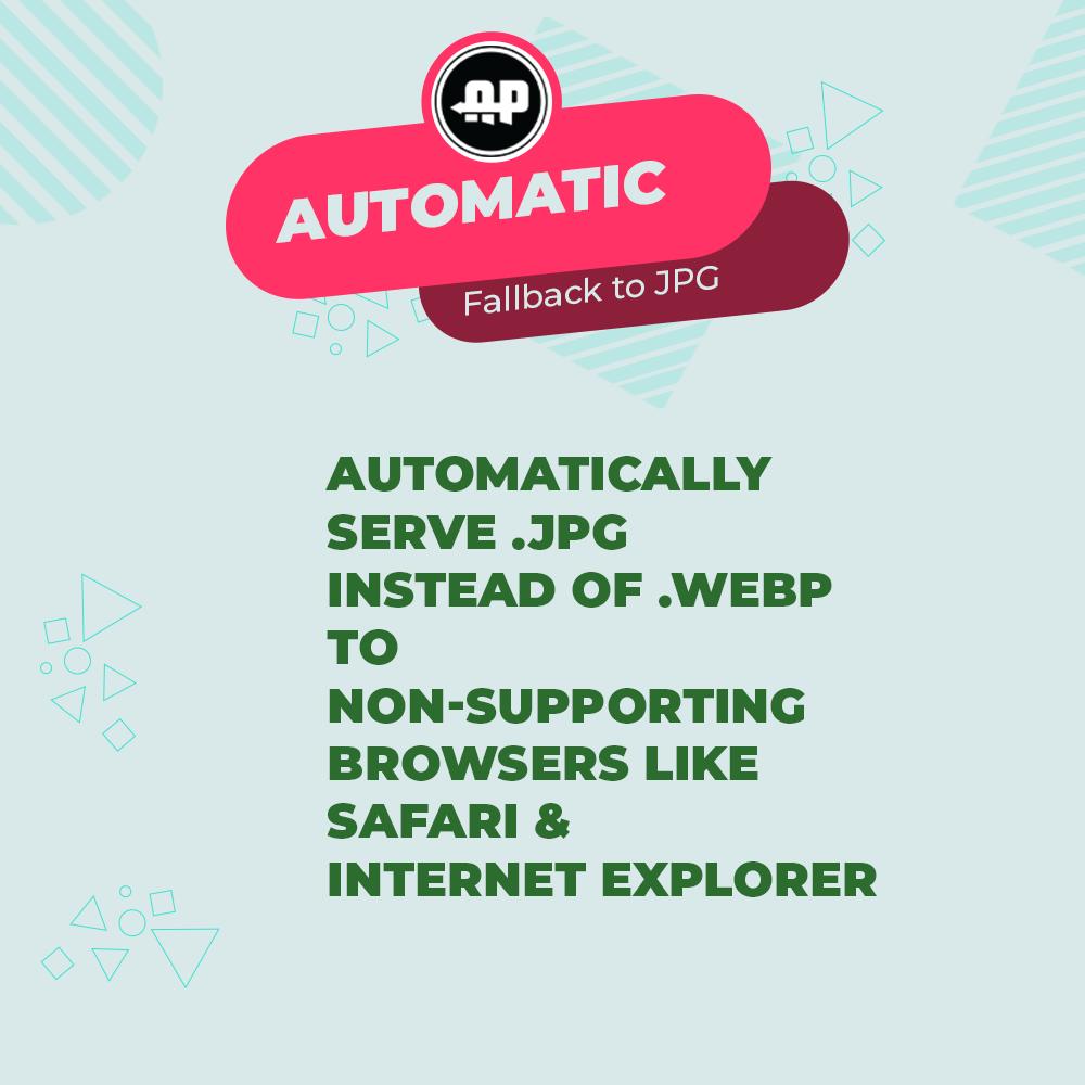 Automatic WebP & Image Compression for WordPress & WooCommerce - 10