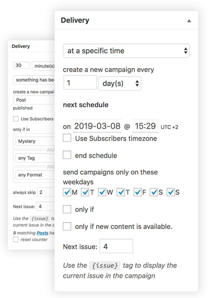 Mailster - Email Newsletter Plugin for WordPress - 6