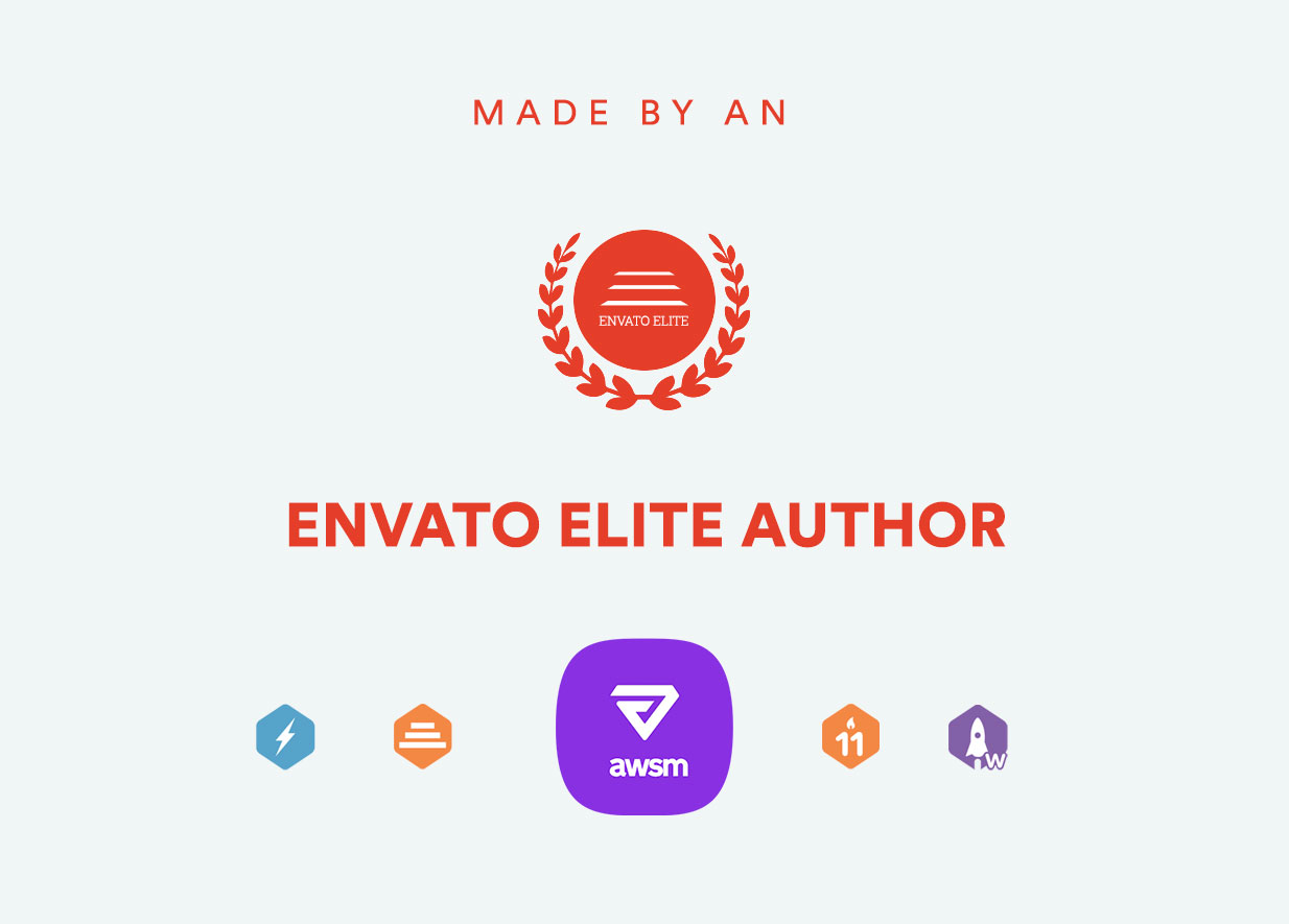 Made by Elite Author AWSM Innovations