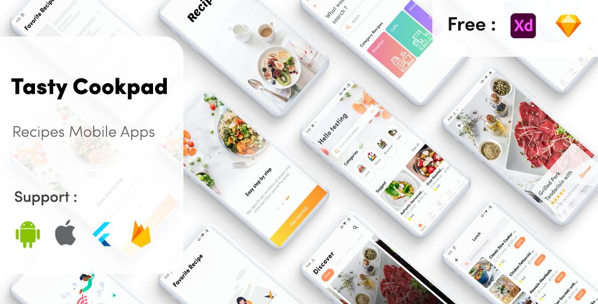 Flutter ECommerce UI KIT Template in flutter e-commerce store apps - 9
