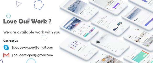 Flutter ECommerce UI KIT Template in flutter e-commerce store apps - 4
