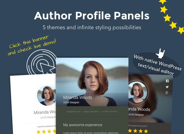 Testimonials Showcase for WordPress — Excited! - 8