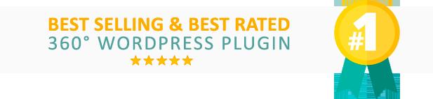 Best selling 360 WordPress Plugin