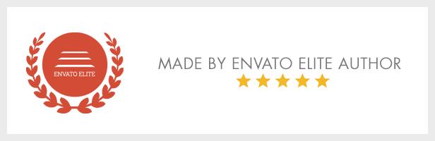 WordPress Plugin made by Envato Elite Author