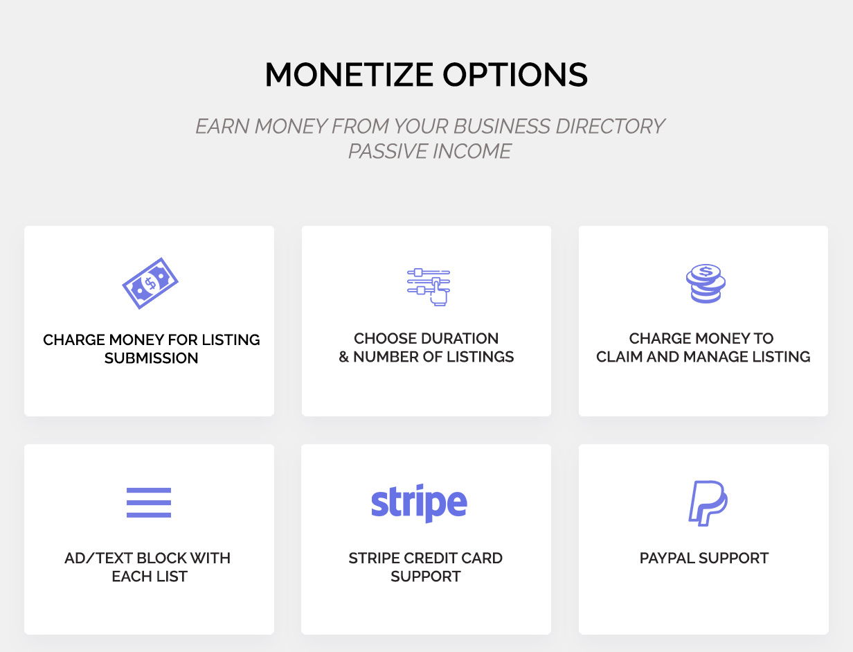 Simple Business Directory with Maps, Store Locator, Distance Search - 9