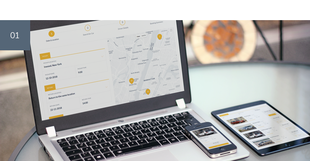 Car Rental Booking System for WordPress - 3