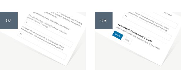 Car Rental Booking System for WordPress - 7