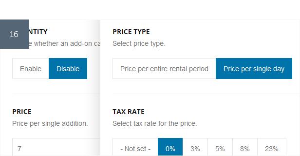 Car Rental Booking System for WordPress - 13