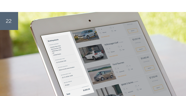 Car Rental Booking System for WordPress - 18