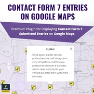 Contact Form 7 Google Maps