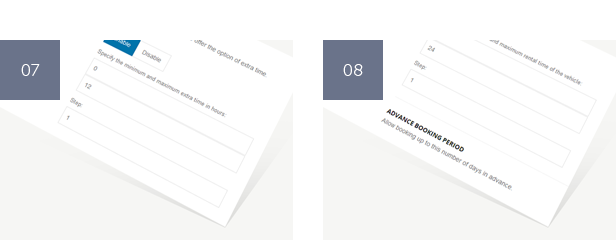 Chauffeur Booking System for WordPress - 8