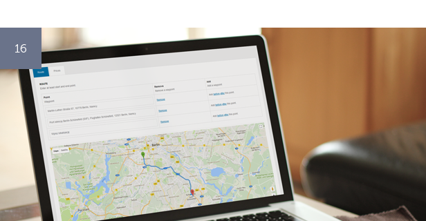 Chauffeur Booking System for WordPress - 14