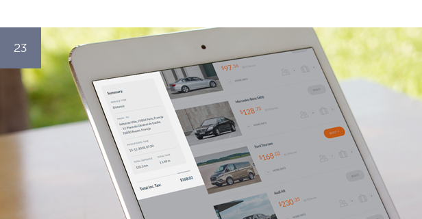 Chauffeur Booking System for WordPress - 20
