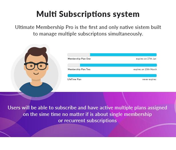 Ultimate Membership Pro - WordPress Membership Plugin - 6