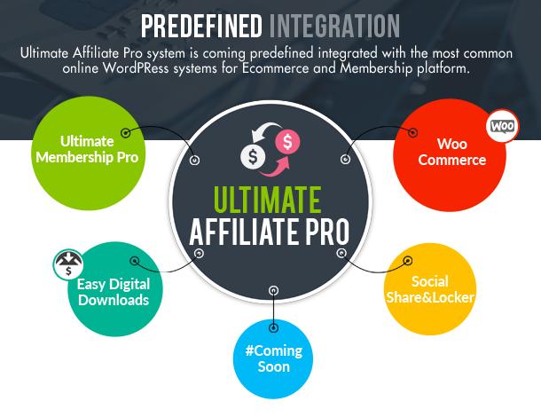 Ultimate Affiliate Pro WordPress Plugin - 58