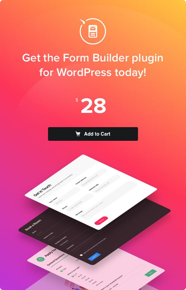 Form Builder - WordPress Form Builder - 5