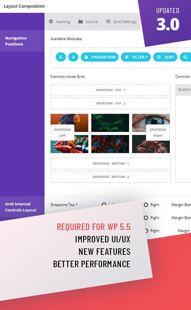 Essential Grid Gallery WordPress Plugin - 2