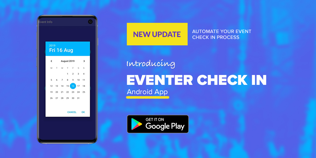 Eventer Check In Android App