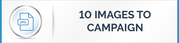 10 Images To Campaign Feature