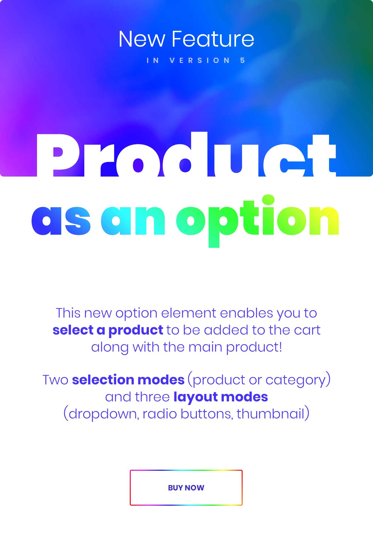 Feature Product