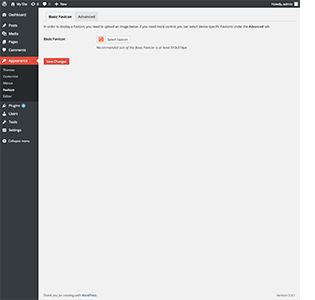 Fresh Favicon - WordPress Plugin - 8