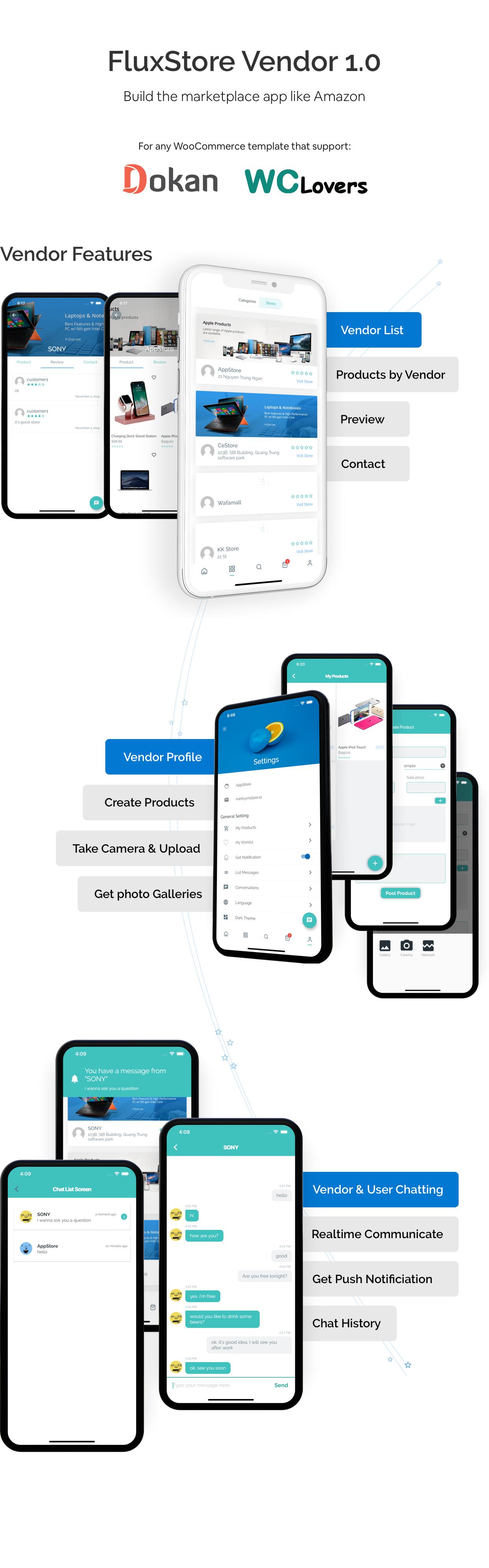 Fluxstore Multi Vendor - Flutter E-commerce Full App - 9