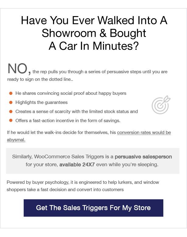 XL WooCommerce Sales Triggers - 23