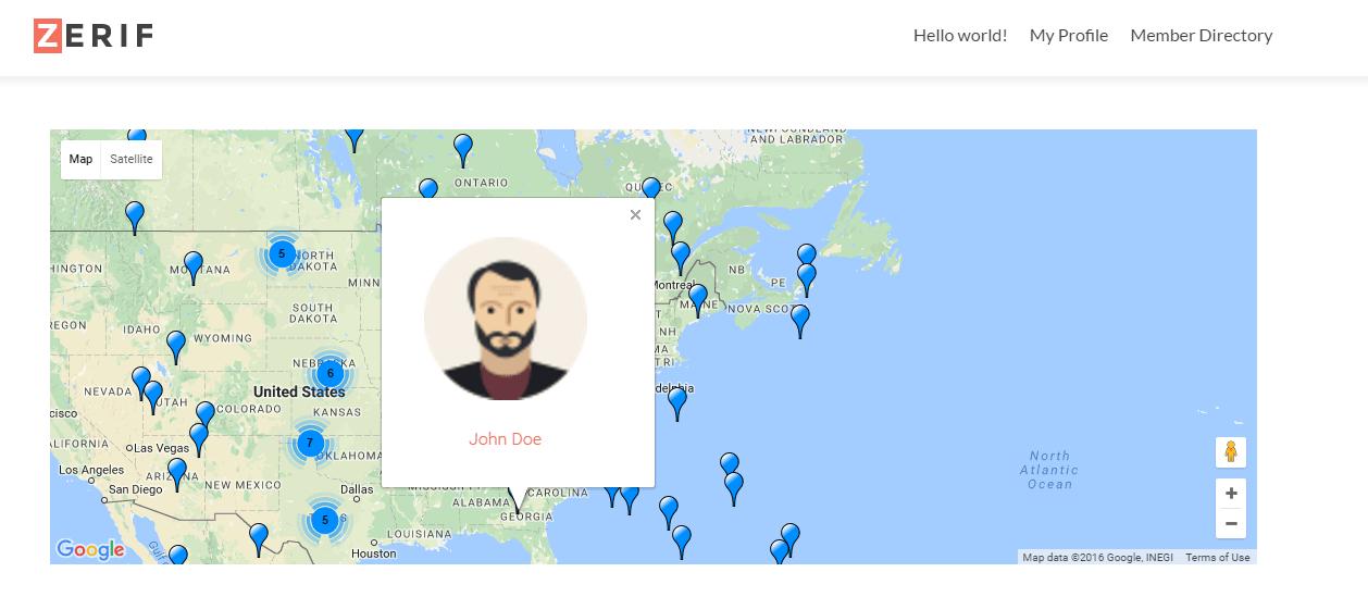User Profiles Made Easy - WordPress Plugin - 236