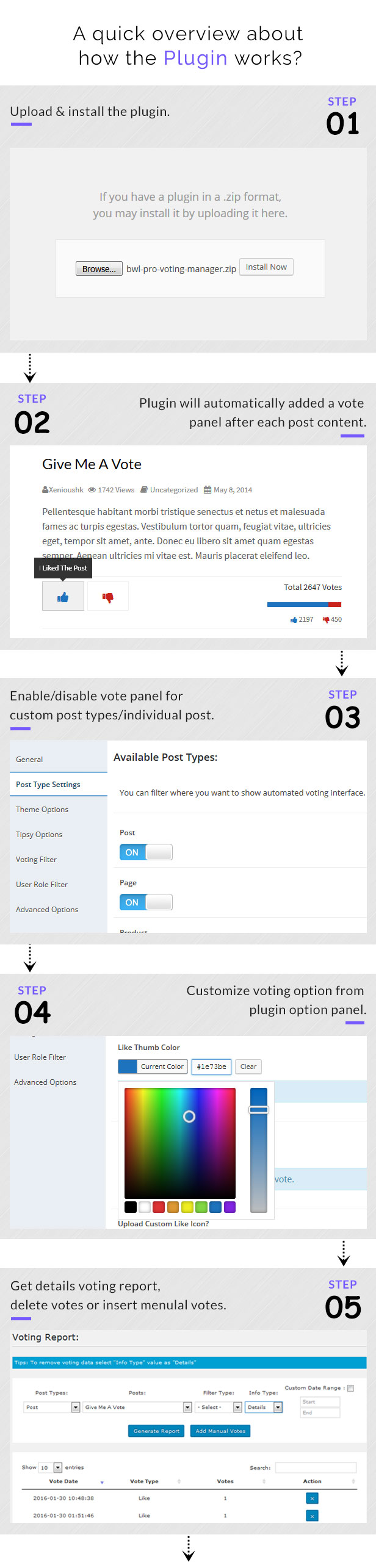 BWL Pro Voting Manager - 8