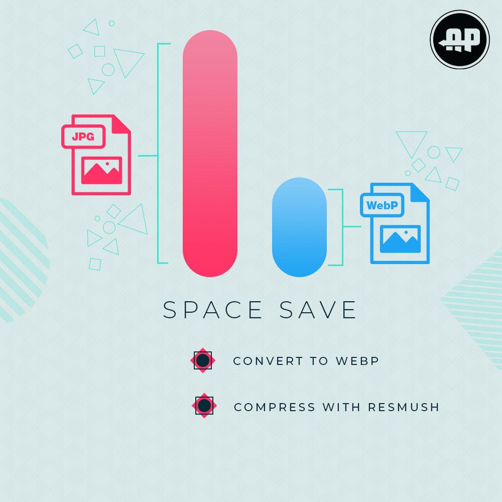 Automatic WebP & Image Compression for WordPress & WooCommerce - 8