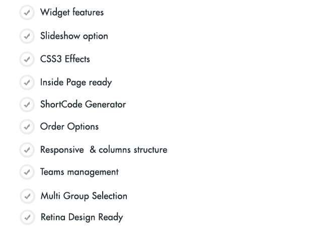 My Team Showcase WordPress Plugin - 5