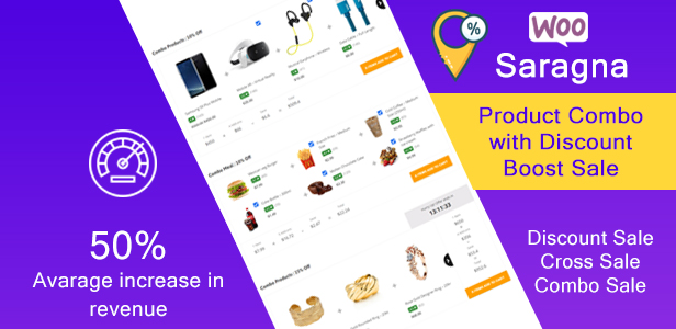 WooCommerce Product Combo with Discount Boost Sale Plugin