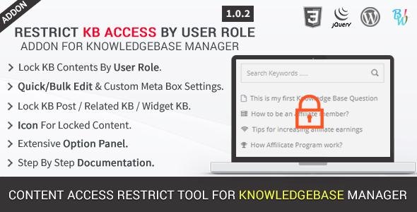 BWL Knowledge Base Manager - 17