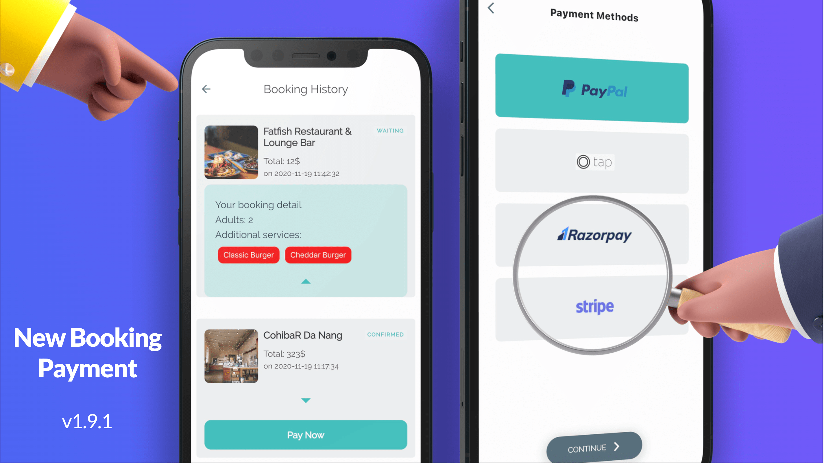 FluxStore Listing - The Best Directory WooCommerce app by Flutter - 2