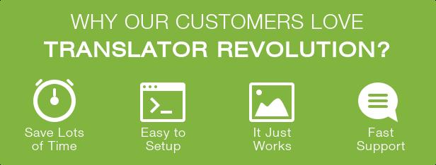 Ajax Translator Revolution WordPress Plugin - 2
