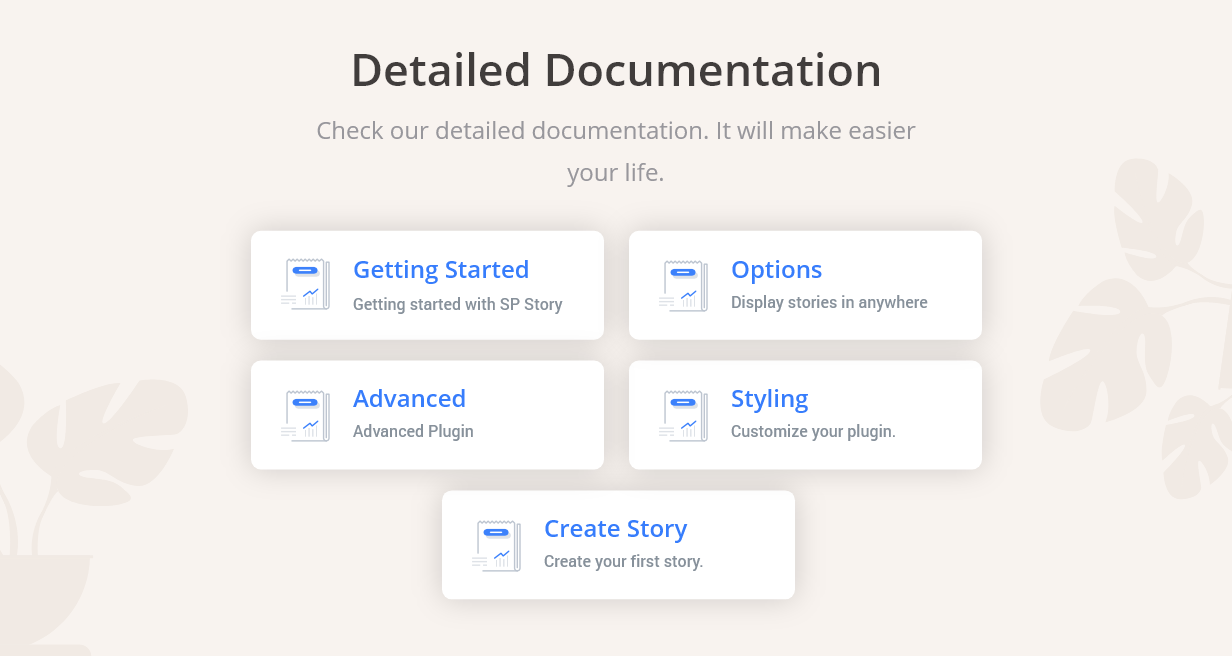 WP Story | Create Instagram Style Stories On WordPress | Detailed Documentation