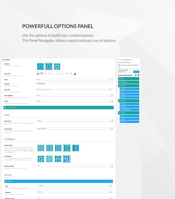 Post Revolution - Amazing Grid Builder for WP - 12
