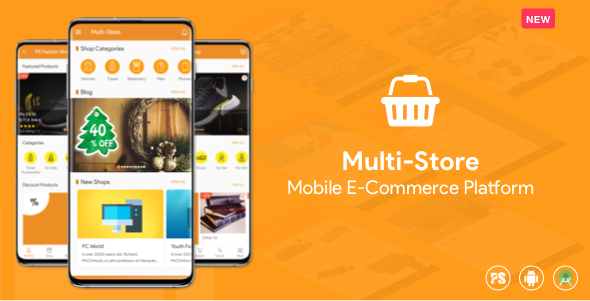 PS Store ( Mobile eCommerce App for Every Business Owner ) 2.7 - 11