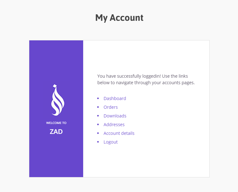 WooCommerce Login - Registration Popup