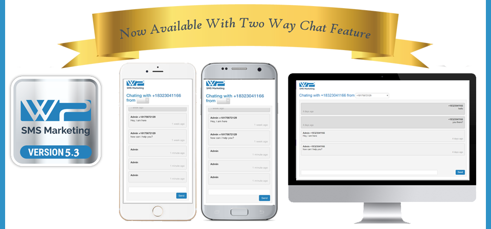 New exciting and most exclusive feature of our wordpress sms marketing plugin is out now. So what are you waiting for ! Grab your exclusive item today without any further delay