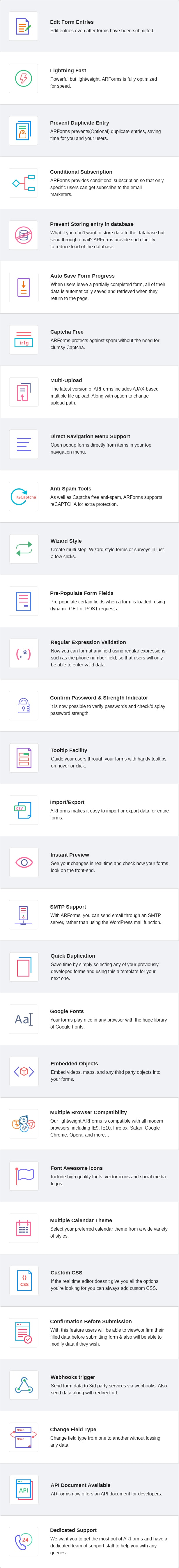 ARForms: WordPress Form Builder Plugin - 52
