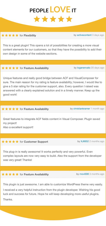 WP ACF-VC Bridge - Integrates Advanced Custom Fields and Visual Composer WordPress Plugins - 2