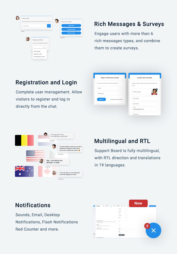 Chat - Support Board - WordPress Chat Plugin - 3