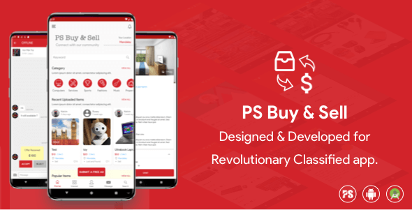 PS Store ( Mobile eCommerce App for Every Business Owner ) 2.7 - 10